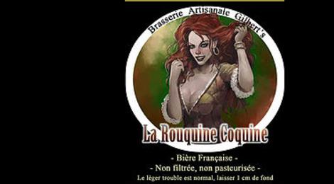 Brasserie Gilbert's, Rouquine Coquine