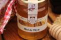 Miel Rayon d'or, miel de thym
