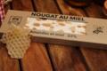 Miel Rayon d'or, Nougat catalan aux amandes et miel