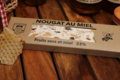 Miel Rayon d'or, Nougat catalan aux fruits secs et miel