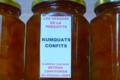 Les Confitures du Verger de la Pesquitte, kumquats confits