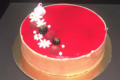Boulangerie pâtisserie Ferrer et fille, entremet fraise