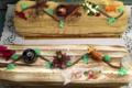 Boulangerie Pâtisserie Brilles, bûche de Noël
