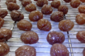 Patisserie Oster, marrons glacés