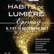 Affiche Habits de Lumière 2017