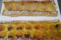 Au Pétrin d'Ancel, bande de fruit poire ou abricot