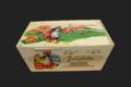 """Biscuiterie Jeannette 1850, Bourriche """"Coeur Chocolat"""" -25 madeleines"""