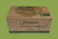 Biscuiterie Jeannette 1850, BIO nature - 8 madeleines