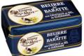 Isigny Sainte Mère, Notre de beurre de baratte au cristaux de sel de Guérande