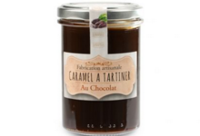 Crème de Caramel d'Isigny au Chocolat