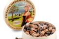 Boîte bois Caramels Fondants Beurre salé