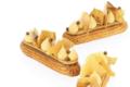 Pâtisserie Alban Guilmet, eclair au caramel