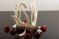 Pâtisserie Alban Guilmet, cygnes
