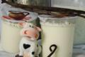 La Ferme Biologique De Crozefond, yaourt vanille