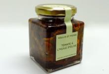 Moulin Saint Pierre, Tomate à l'huile d'olive