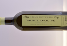 Moulin Saint Pierre, Huile d'olive vierge extra