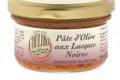 Coopérative de l'Oulibo, Pâte d'Olive aux Lucques Noires