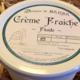 Domaine de Barsa, crème fraiche fluide