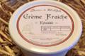 Domaine de Barsa, crème fraiche épaisse