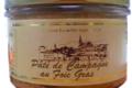 Maison Escudier. Paté de campagne à l'ancienne au foie gras