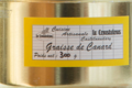 Le Coustelous , graisse de canard