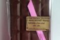 Les berlingots de Pézenas. Confiserie Boudet. tablette chocolat olè olè