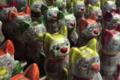 Les berlingots de Pézenas. Confiserie Boudet. chats en chocolat