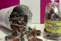 Les berlingots de Pézenas. Confiserie Boudet. caramels tendres