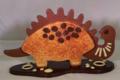Les berlingots de Pézenas. Confiserie Boudet. dinosaure