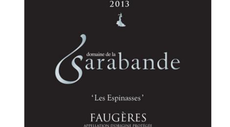 Domaine La Sarabande. Les Espinasses
