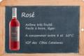 Domaine Pagnon. rosé
