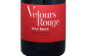 Mas Baux. Velours rouge