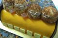 La Chocolaterie du Blason. Bûche août