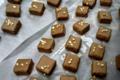 Chocolaterie Védasienne. ganache bi couche