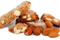 Croquant amandes-noisettes et farine de châtaigne