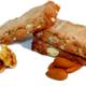 Croquant amandes-noix et farine de châtaigne