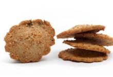Biscuiterie des Cévennes. Sablé Thym & Châtaigne