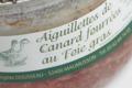 Domaine Sergent. Aiguillettes de canard fourrées de foie gras