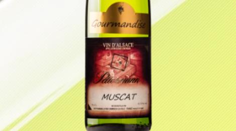 Maison Pettermann. Muscat « Gourmandise »