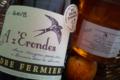"""Cidrerie """"A z' Erondes"""". cidre fermier"""