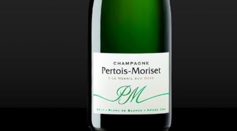 Pertois-Moriset. Cuvée Grand cru Blanc de blancs