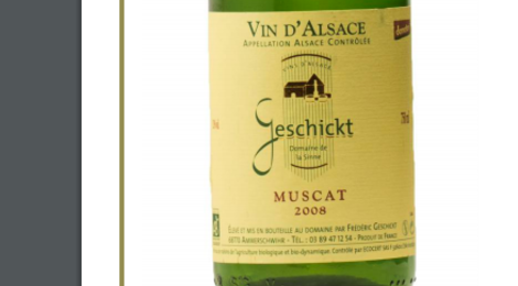 Domaine Geschickt - Muscat