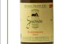Domaine Geschickt - Kaefferkopf Grand Cru (assemblage)