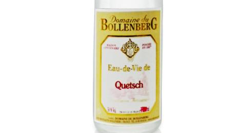 Domaine Du Bollenberg. Eau de vie de Quetsch