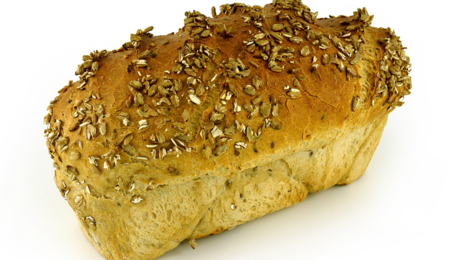 Aux petits caprices. pain aux céréales