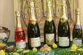Ferme de la Nouette. champagne