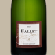 Champagne Fallet.  Brut Tradition