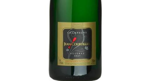 Champagne Jean Courtillier. Champagne Brut Réserve