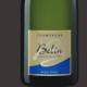 Champagne Belin. Bleu chic