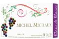 Champagne Michel Michaux. Champagne Blanc de blanc millésime